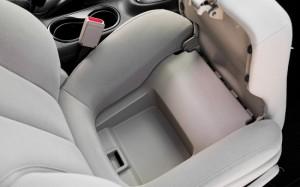 Secret Stash Spot Under Dodge Dart Seat
