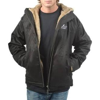 Hemp Hoodlamb Jacket with Stash Pockets