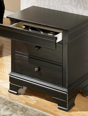 Hidden Compartment Table Furniture
