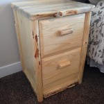 Secret Drawer Compartment Nightstand Furniture