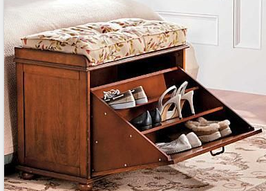 Superieur Concealed Shoe Compartment