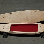 Secret Compartment in Skateboard