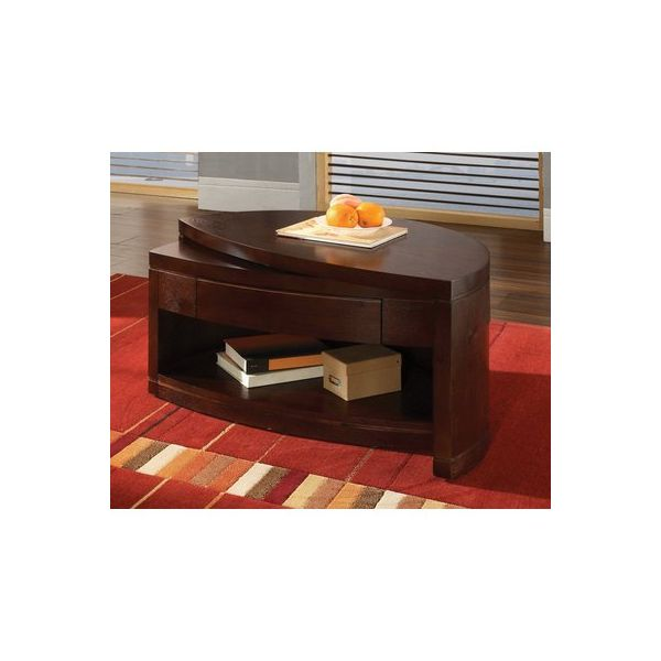 Hidden Storage Cocktail Table