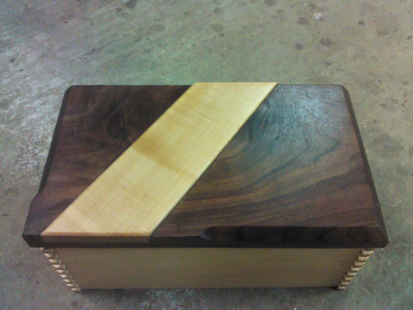 Humidor with secret compartment drawer stashvault Secret drawer