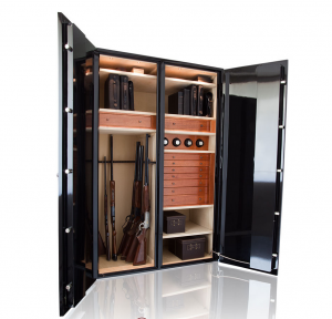High-End Gun Storage and Security Safe