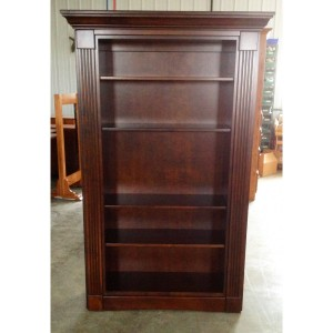 Hand Made Bookcase with Four Hidden Compartments