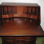 Antique Desk with Secret Compartments