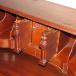 HIdden Drawers in Secretary Desk