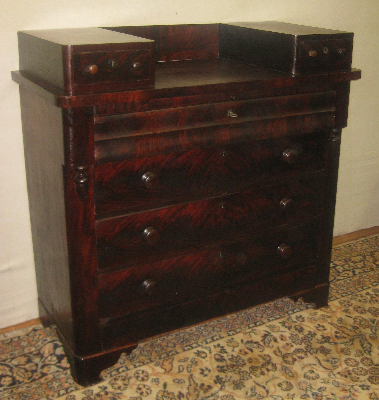 Secret compartment dresser stashvault Secret drawer