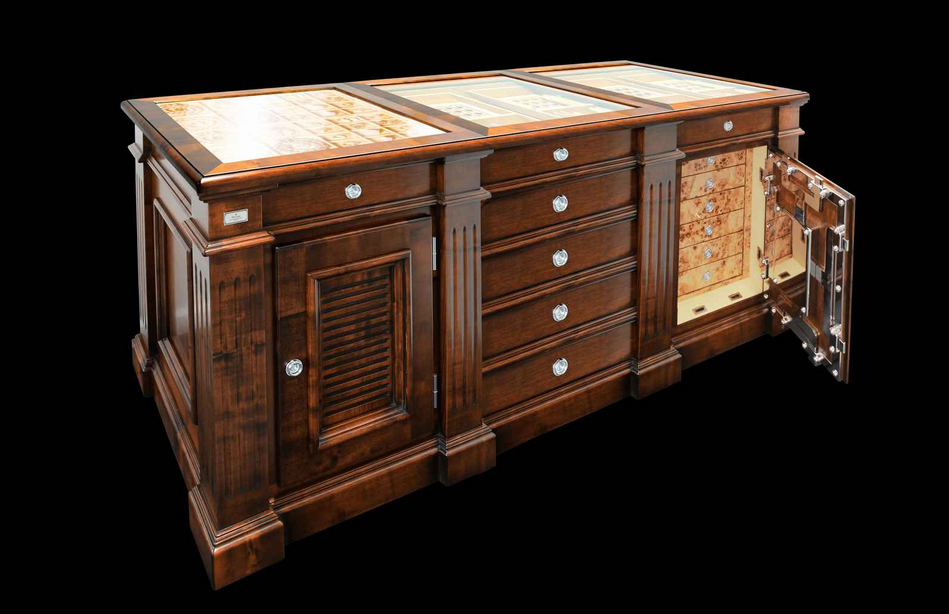 secret compartment safe furniture stashvault