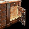 Finely Crafted Safe Door on Furniture