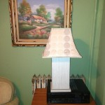 Hidden Storage Lamp - Furniture