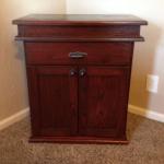 Hidden Compartment Nightstand Furniture
