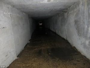 Underground Escape Tunnel