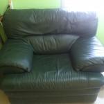 Hidden Stash Spot in Chair - Furniture