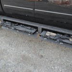 Hidden Gun Storage in Truck Rocker Panel