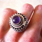 Hidden Stash Ring