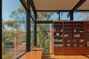 Hidden Door in Bookcases