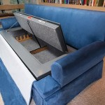 Secret Stash Safe in Couch