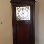 Hidden Compartment Wall Clock
