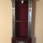 Hidden Interior Compartment in Wall Clock