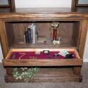 Secret Drawer in Bookshelf