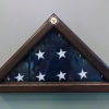Wall Mount Flag Case