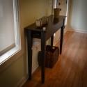 Secret Gun Compartment in Furniture