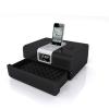 iPhone Dock Clock Radio and Security Safe