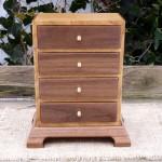 Handmade Custom Wood Jewelry Box