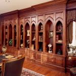 Secret Bookcase Door in Home Office