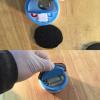 Gum Container Becomes Secret Compartment