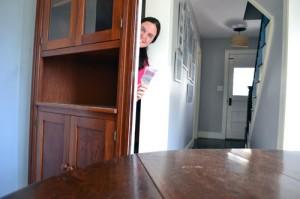 Secret Closet Door DIY