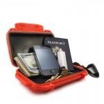 orange-waterproof-stash-dry-box-open-cash-keys-2