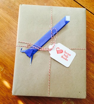 Secret Book Safe Packaging