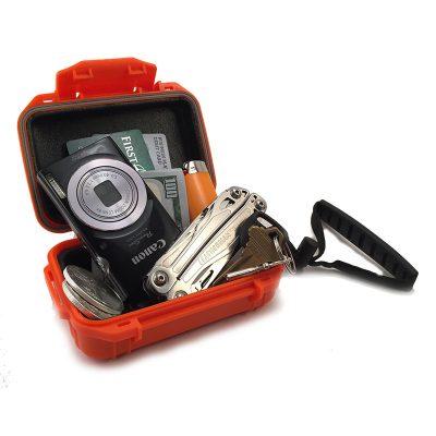 Orange Survival / Emergency Dry Box