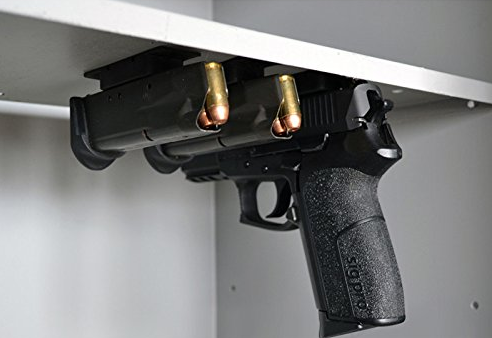 Magnet Gun and Magazine Mount