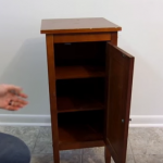 DIY Secret partment Nightstand