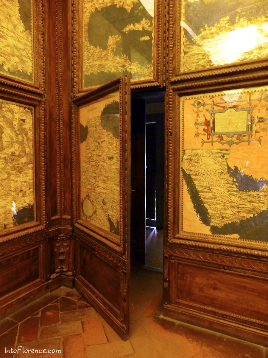 Secret Passage in Palazzo Vecchio