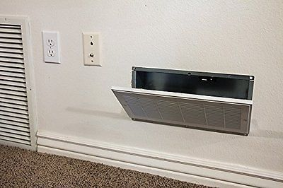 Quick Access Wall Vent Safe