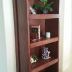 Bookcase with Hidden Storage Drawers - Secret Compartment Furniture