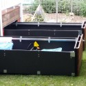 Store Goods Under Your Deck in Large Drawers