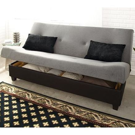 Sleep Sofa with Hidden Storage