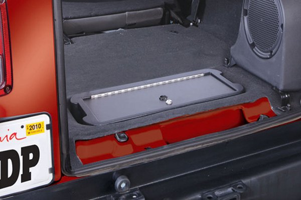 Locking Secret Car Compartment for Jeep JK