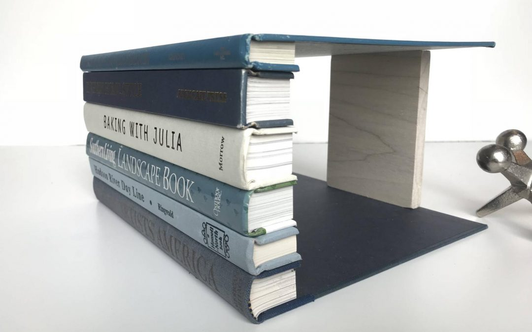 Book Stack Concealment Wall